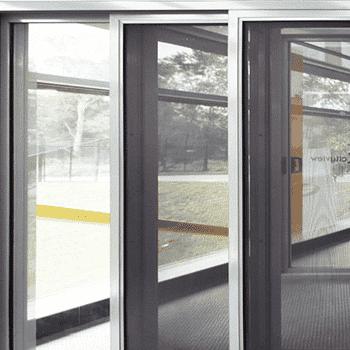 security screen thick doors