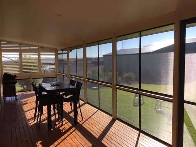 screen window from inside views