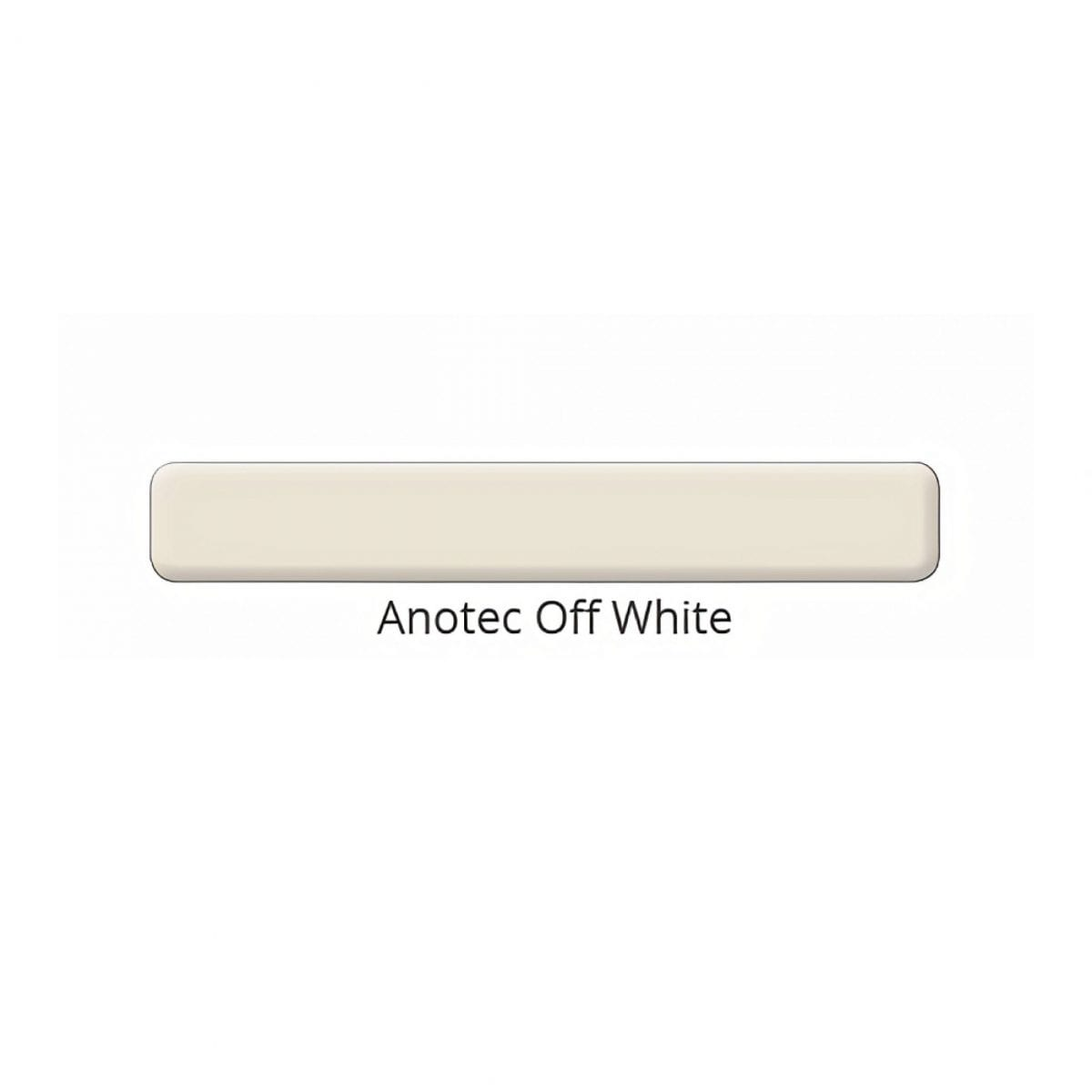 Anotec off White color
