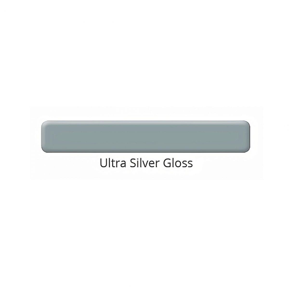 Ultra silver gloss color