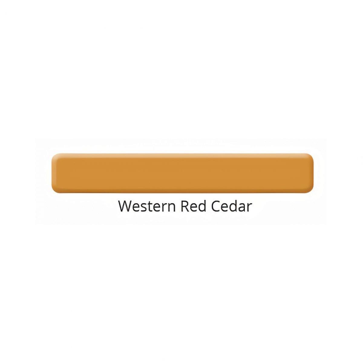 Western Red cedar Colur